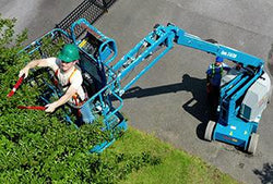 Mobile Elevating Work Platforms: Safe Use and Requirements - Concise