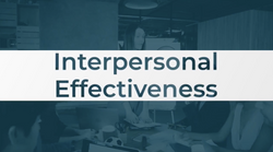 Business Power Skills: Interpersonal Effectiveness