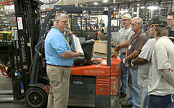 Training Materials for Forklift Operator Certification Series - Training Network