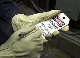 Lockout/Tagout - Training Network