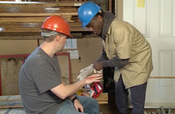 First Aid in Construction Environments - Training Network