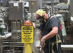 Hydrogen Sulfide Employee Training - Concise