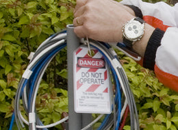More High Impact Lockout/Tagout Safety Training - Graphic - Concise - Training Network