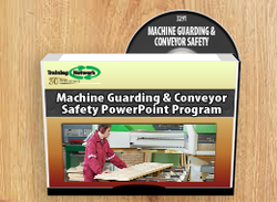 Machine Guarding & Conveyor Safety PowerPoint Training Program - Training Network