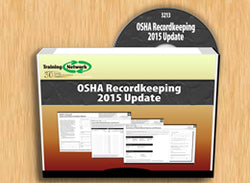 OSHA Recordkeeping 2015 Update - Training Network