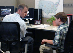 Office Ergonomics - You Can Learn A Lot From A Kid