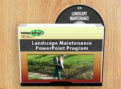 Landscape Maintenance Safety PowerPoint Training Program - Training Network