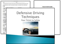 Defensive Driving Training PowerPoint Program - Training Network