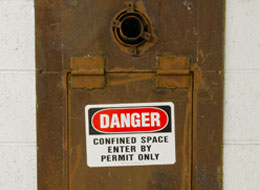 Confined Spaces - Training Network