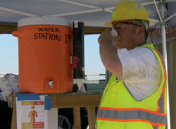Heat Stress: Facts & Prevention for Construction - Training Network