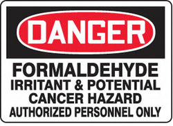 Formaldehyde Awareness