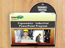 Ergonomics - Industrial PowerPoint Training Program