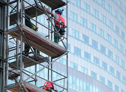Supported Scaffolding Safety In Construction Environments