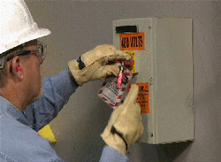 Lockout/Tagout – Affected Employees