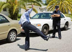A DUI Story - What if? - Training Network