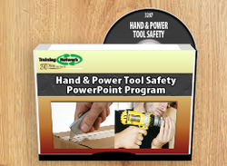 Hand & Power Tool Safety PowerPoint Training Program