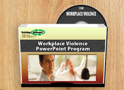 Workplace Violence PowerPoint Training Program - Training Network