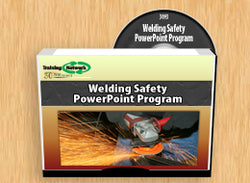 Welding Safety PowerPoint Training Program - Training Network