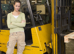 MORE High Impact Forklift Safety
