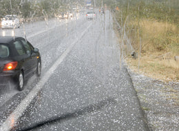 Driving in Extreme Weather Conditions - Training Network