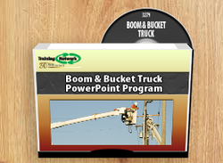 Boom & Bucket Truck Safety PowerPoint Training Program