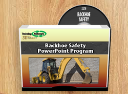 Backhoe Safety PowerPoint Training Program