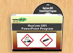 Hazcom-GHS Training PowerPoint Program