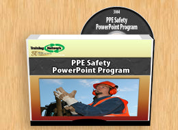 PPE Safety Training PowerPoint Program - Training Network