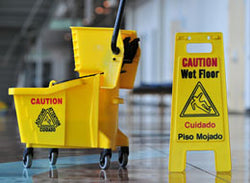 Preventing Slips, Trips & Falls (Healthcare)