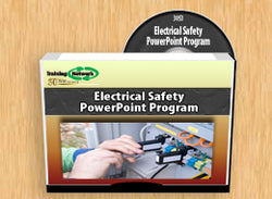 Electrical Safety Training PowerPoint Program - Training Network