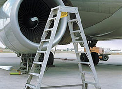 Aviation: Ladder Safety