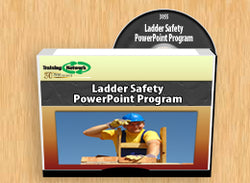 Ladder Safety Training PowerPoint Program - Training Network