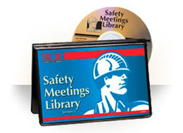 Safety Meetings Library on CD - Training Network