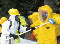 HAZWOPER - Personal Protective Equipment and Decontamination Procedures