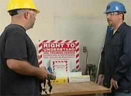 Hazard Communication in Construction Environment - Refresher Program - Training Network