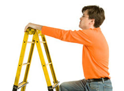 The Tallest Tool In The Toolbox: Using Ladders Safely
