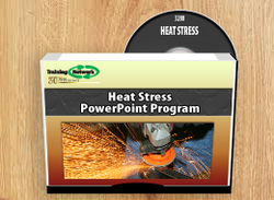 Heat Stress PowerPoint Training Program