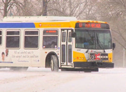 Winter Driving for Transit Bus Operators