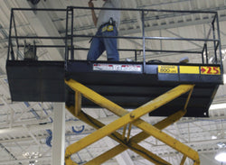 Safe Operation of Scissor & Boom Lifts - Concise