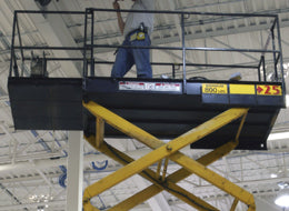 Safe Operation of Scissor & Boom Lifts - Concise - Training Network
