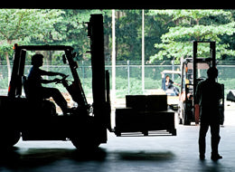 Forklift Safety Lessons For The Safe Pedestrian - Concise - Training Network