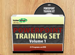 25 PowerPoint Safety Training Program Set On DVD Volume 1 - Training Network