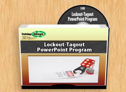 Lockout-Tagout PowerPoint Training Program - Training Network