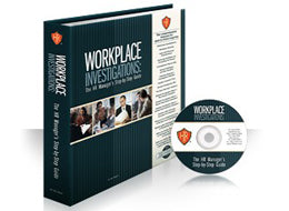 Workplace Investigations: The HR Manager's Step-by-Step Guide - Training Network
