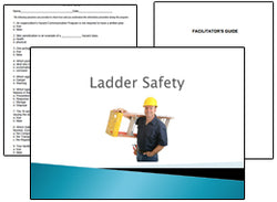 Ladder Safety Training PowerPoint Program