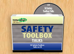 Safety Toolbox Talks on CD - Training Network