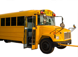 Pre & Post Trip Inspection of a School Bus