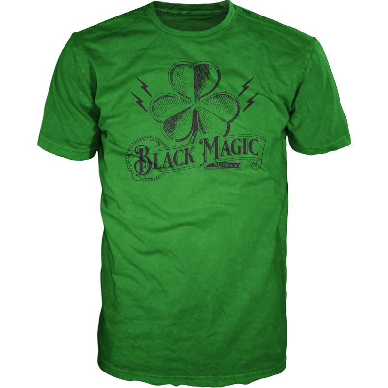 Black Magic Supply Limited Edition Shamrock Shirt