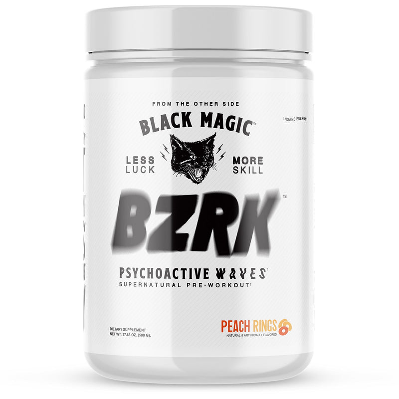 Magic Pre Workout Stack