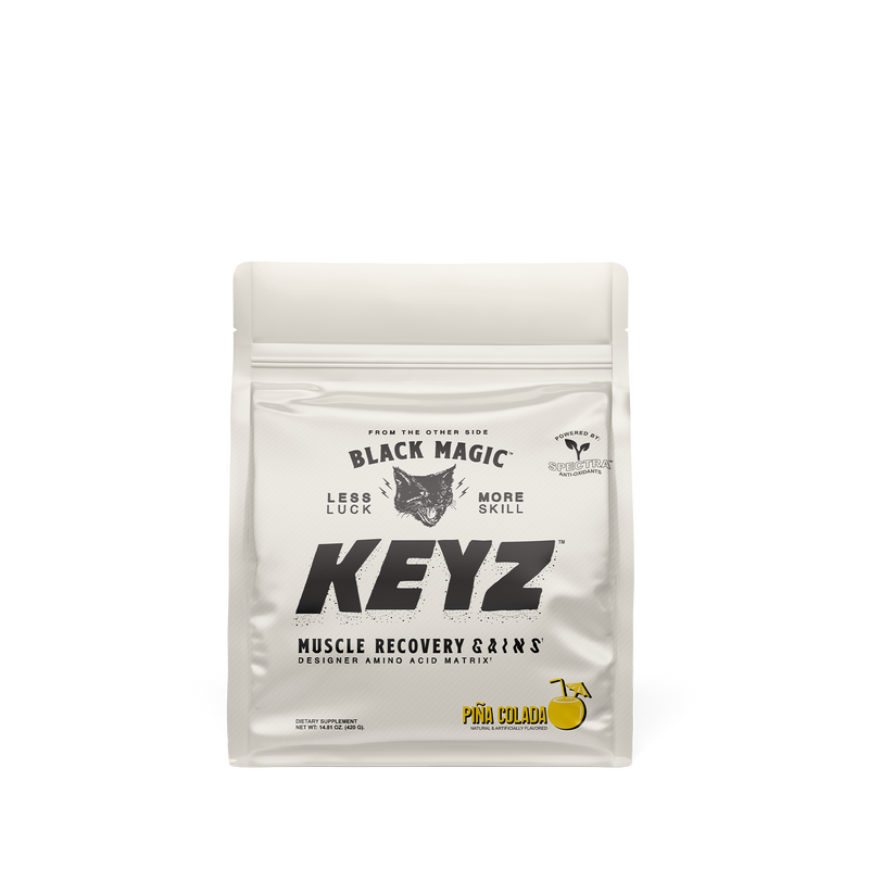 KEYZ Rapid Recovery Agent Sample - 3 Servings